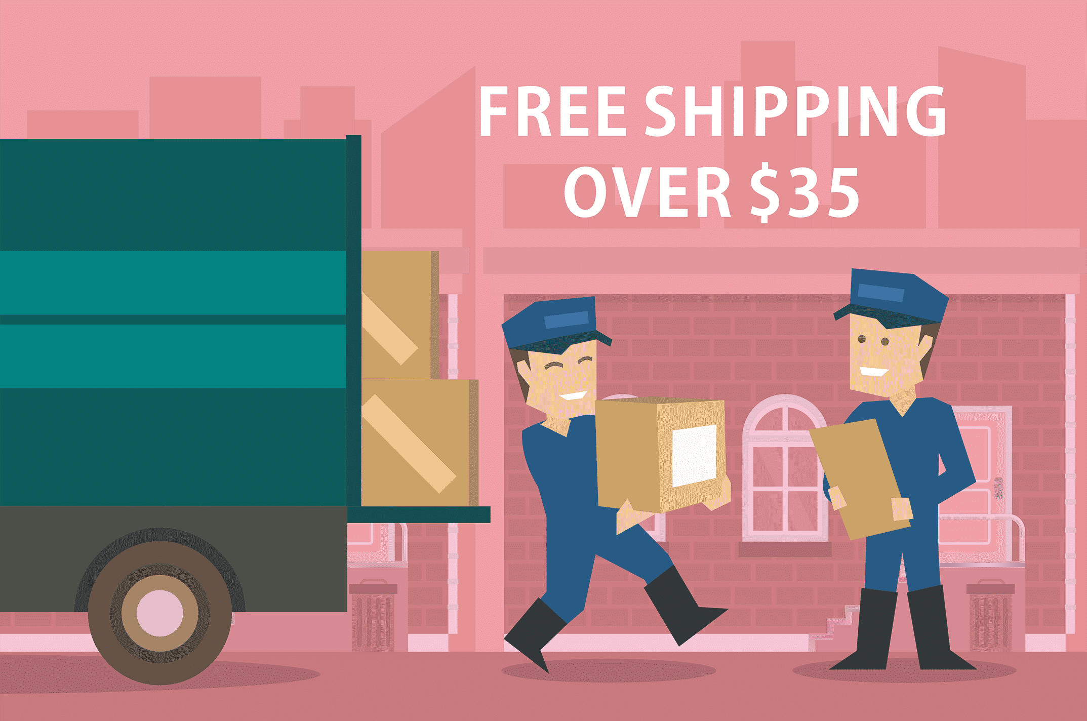 free shipping over 35-cropped