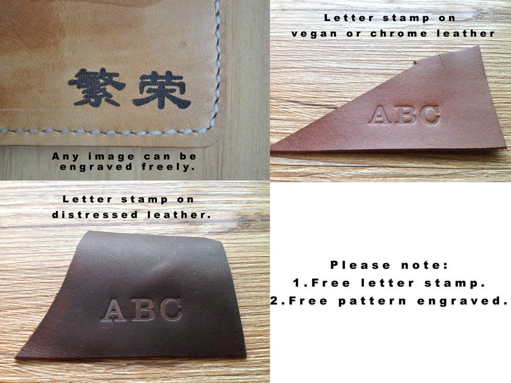 laser engraving and stamping descriptions