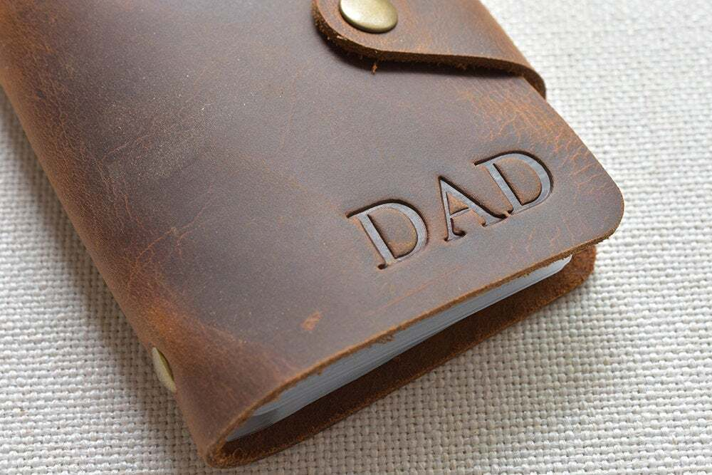 Leather credit card holder TA 051-3