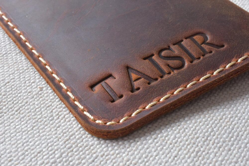iPhone 7 leather case TA 038-1