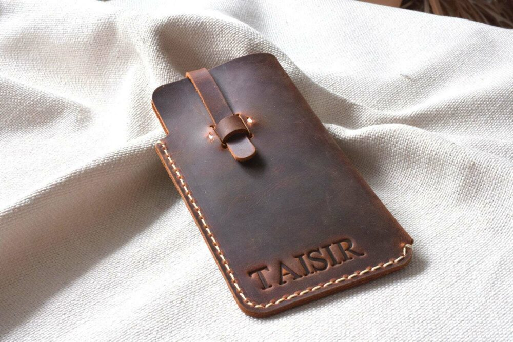 iPhone 7 leather case TA 038-2