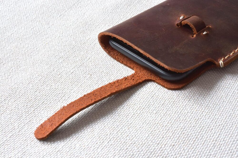 iPhone 7 leather case TA 038-3