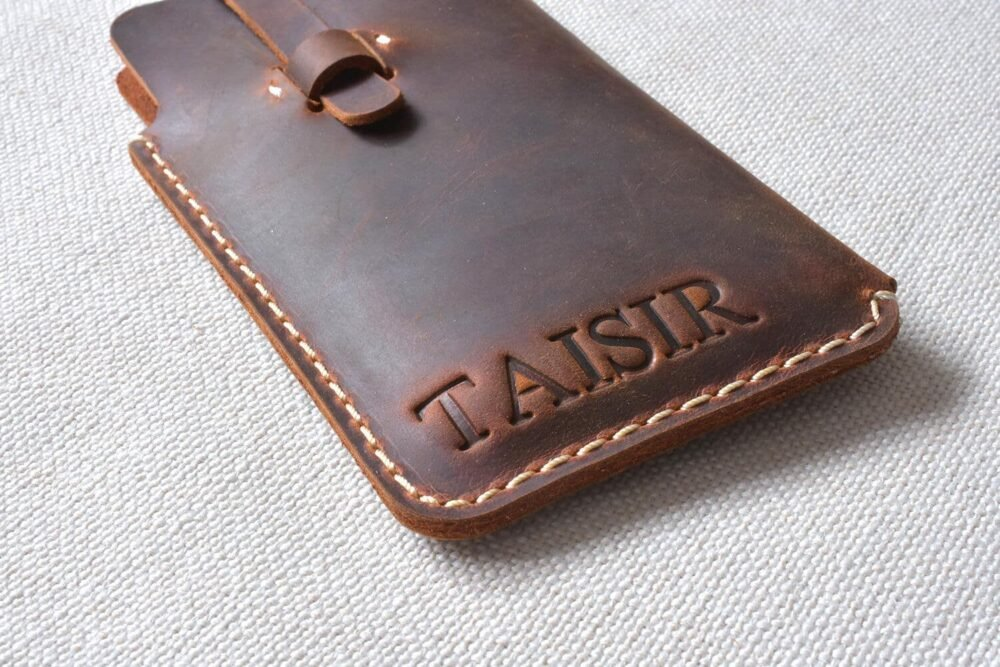 iPhone 7 leather case TA 038-5