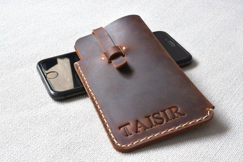 iPhone 7 leather case TA 038-7